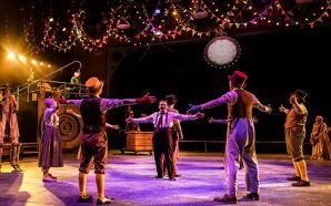 A CHRISTMAS CAROL, NORTHERN STAGE