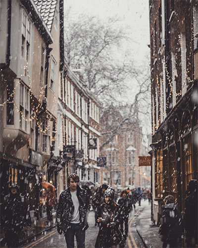 CHRISTMAS IN THE CITY: YORK