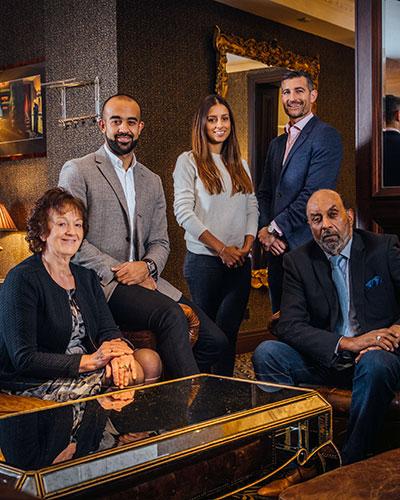 Khaliq family