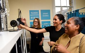 SMART WORKS: MEGHAN MAKES A DIFFERENCE