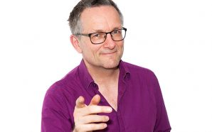 5 MINUTES WITH: DR MICHAEL MOSLEY
