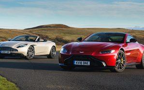 Aston Martin header image