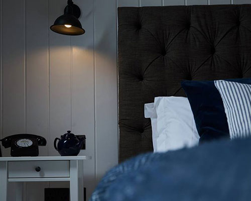 SLEEP EASY: TOP TIPS TO TAKE YOU TO DREAM TIME