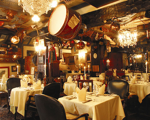 ROMANTIC RESTAURANTS FOR THE MONTH OF LOVE