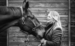 ON THE HOOF: WITH DEBORAH SMITH