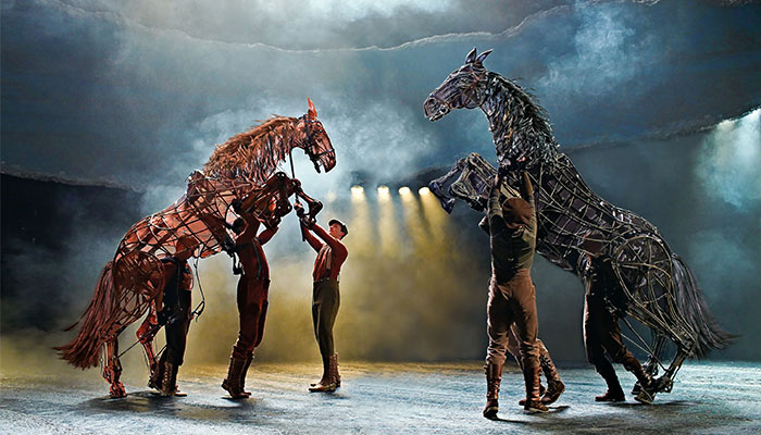 WAR HORSE, SUNDERLAND EMPIRE