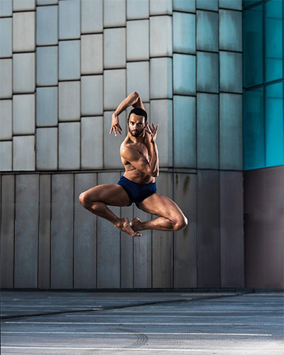 BUSTING BALLET MYTHS WITH BRANDON LAWRENCE