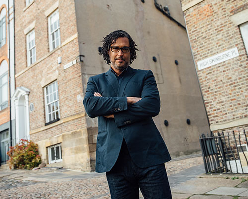 HOME JOURNEY WITH DAVID OLUSOGA