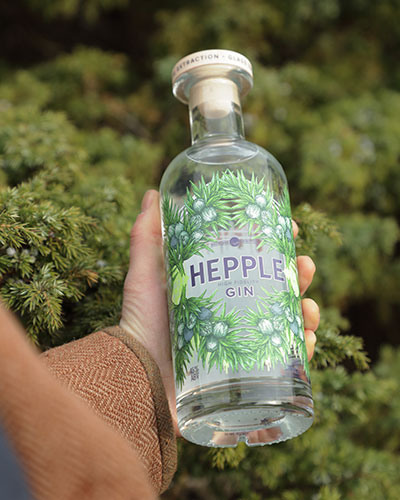 WILD SPIRITS: GETTING TO KNOW HEPPLE GIN