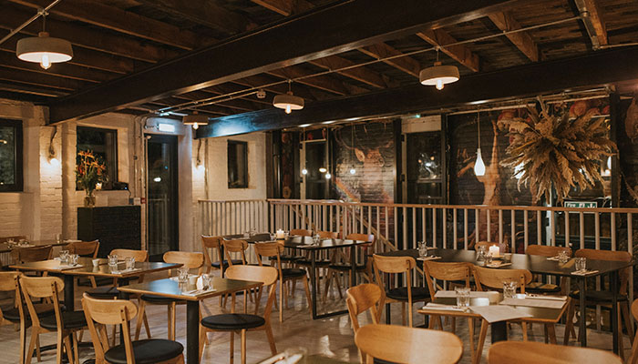 COOK HOUSE: NEW LOOK COOK