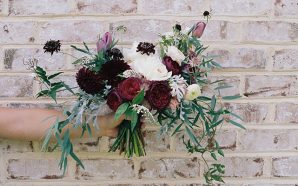 SEASONAL BLOOMS WITH BRIAR HOUSE FLOWERS