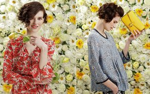 FASHION SHOOT: FLOWER POWER