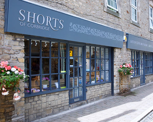 LUXE LOCAL: CORBRIDGE
