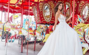 WEDDING DRESS EDIT: FUNFAIR FROCKS