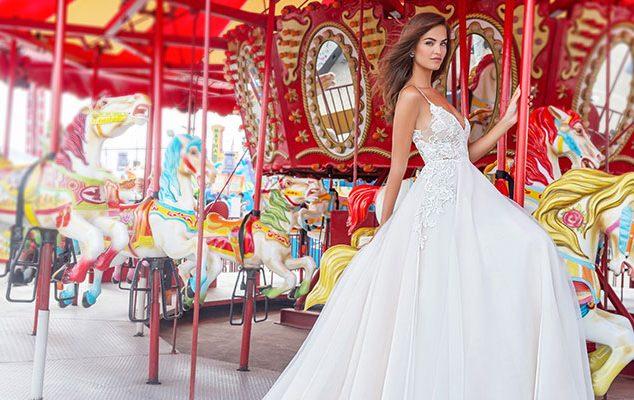 WEDDING DRESS EDIT: FUNFAIR FROCKS