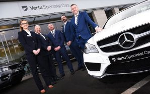 HIGH GEAR SERVICE AT VERTU SPECIALIST CARS