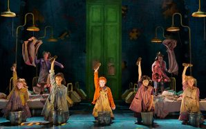 ANNIE, THEATRE ROYAL