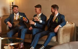WEDDING STYLE: WELL GROOMED