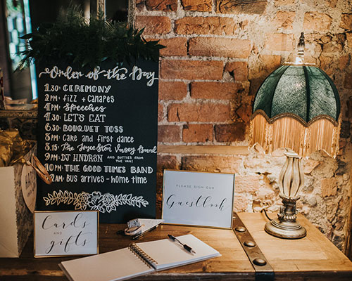 PINBOARD: WEDDING TRENDS FOR 2019