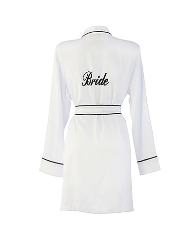 STYLE GUIDE: WHITE WEDDING