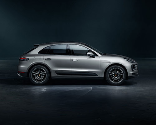 AT THE WHEEL: PORSCHE MACAN