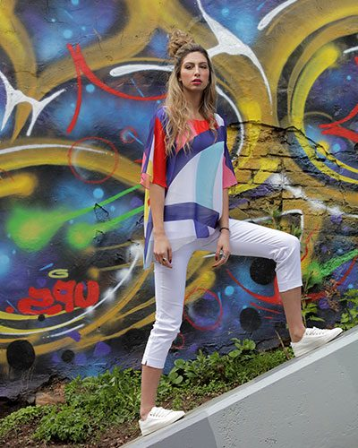 FASHION SHOOT: URBAN EDGE