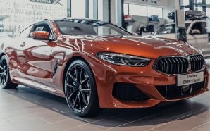 MIGHTY MOTOR: BMW 8 SERIES