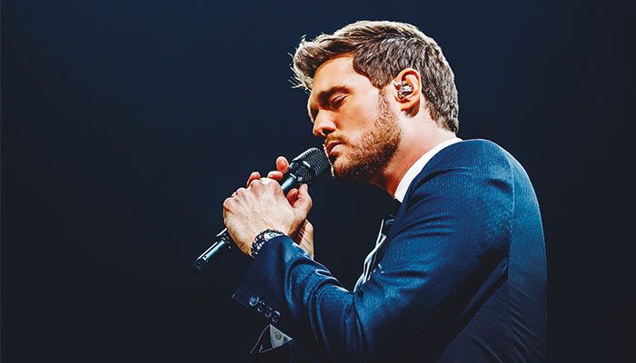 AN EVENING WITH MICHAEL BUBLÉ NEW DATES ADDED