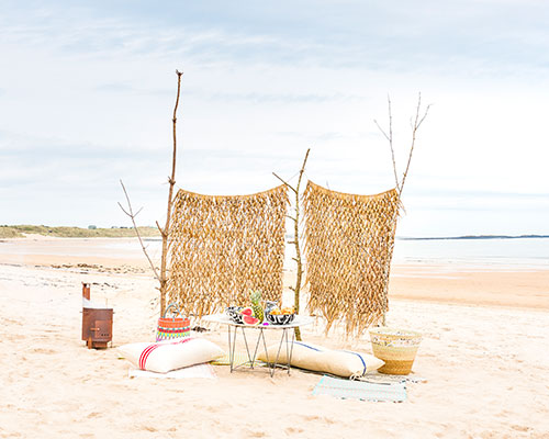 SUN-SOAKED BEACH DAYS IN THE NORTH EAST