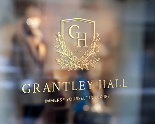 LOOK AT ME NOW: GRANTLEY HALL
