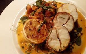 EAT THE SEASONS: THE JET MINERS INN MONKFISH