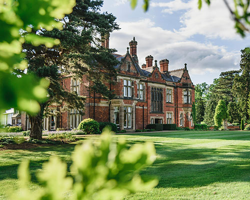 Exterior, Rockliffe Hall, Hurworth-on-Tees