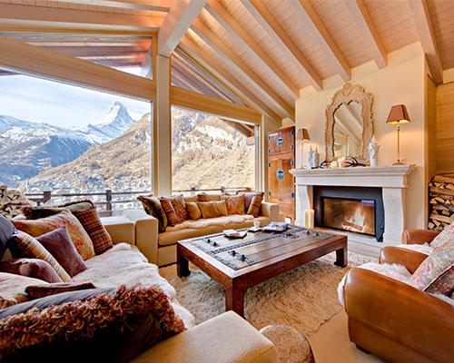Chalet Grace in Zermatt, Switzerland