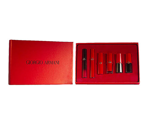 Giorgio Armani, Red Lip Collector's Limited Edition Box
