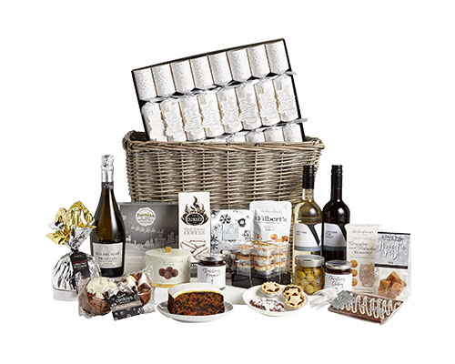 John Lewis Christmas food & drink hamper