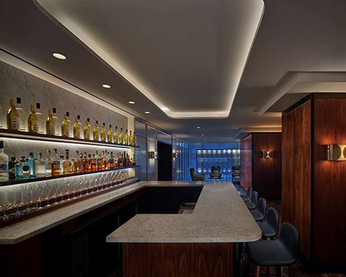 The Bar at AKA Central Park, New York