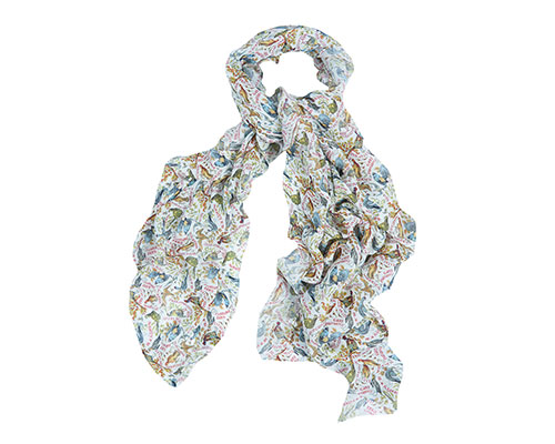 Barbour Grouse Scarf