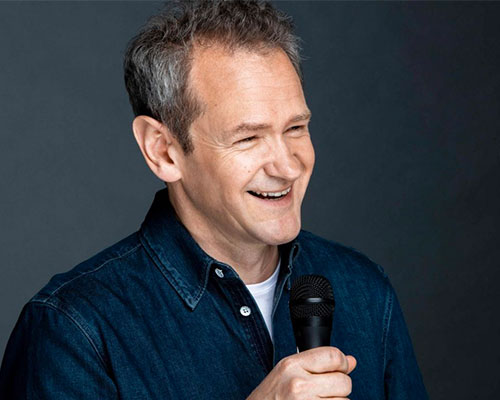 Alexander Armstrong at Newcastle's Tyne Theatre & Opera House, 5 November 2019