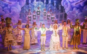 Jack and the Beanstalk pantomime at Darlington Hippodrome