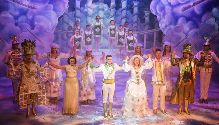 Jack and the Beanstalk pantomime at Darlington Hippodrome