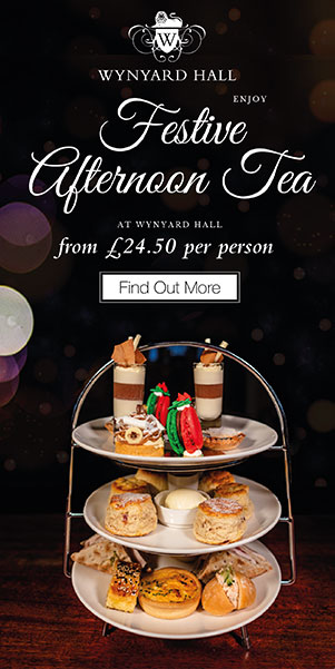 Wynyard Festive Afternoon Tea