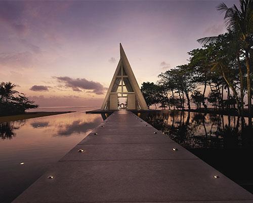 HONEYMOON: Conrad Bali