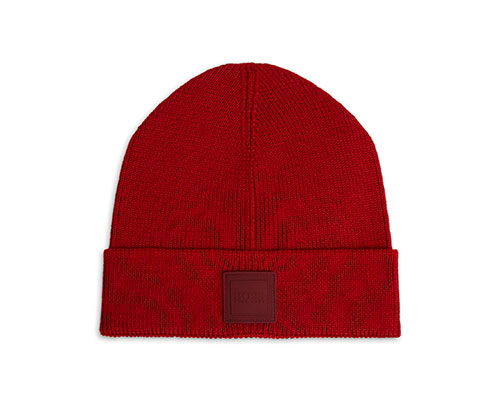 Boss red hat