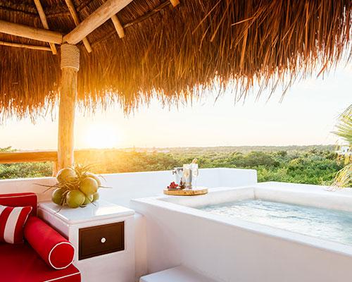 Hotel Esencia - Riviera Maya, Mexico