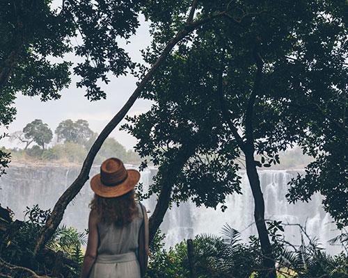 Matetsi River House - Victoria Falls, Zimbabwe
