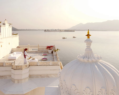 Taj Lake Palace - Lake Pichola, Udaipur, India