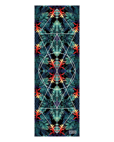 Form Tropic Prop Rectangular Yoga Mat