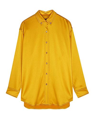 Harvey Nichols Satin Shirt