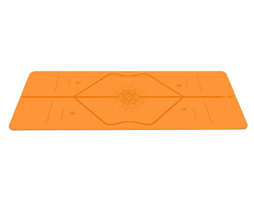 Liforme Yoga Mat - Orange