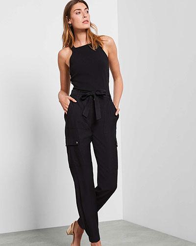 Mint Velvet Cargo Trousers